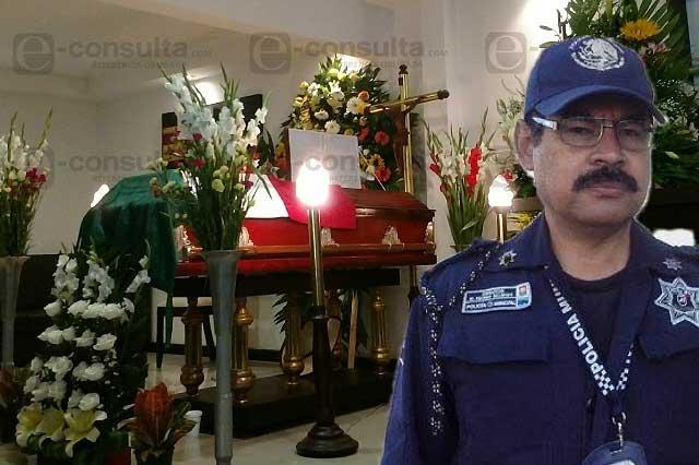 Aseguradora incumple con deudos de jefe policiaco de Zacatelco