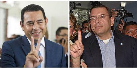 Elección presidencial en Guatemala va a segunda vuelta