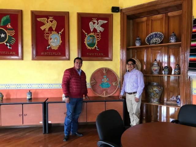 Reconoce Rivera a SECTUR por difundir Feria del Comal