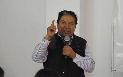 Llama Joel Molina a destrabar conflicto en la USET