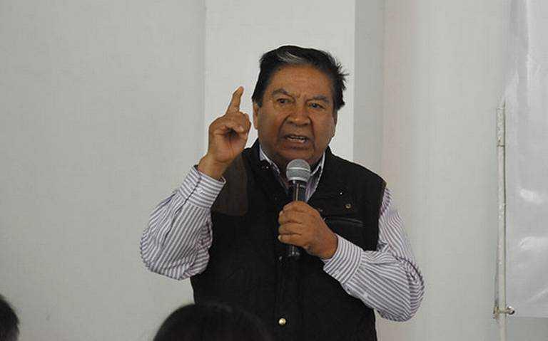 Anuncia Joel Molina arribo de delegado para concluir renovación del CEE de Morena