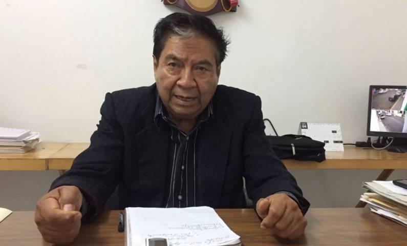Solicita Senador Joel Molina reforzar vigilancia aérea de La Malinche