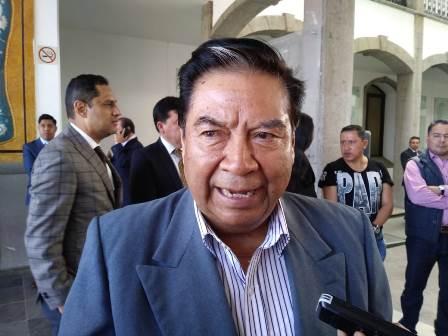 Insiste Senador de Morena en quedar bien con el gobernador
