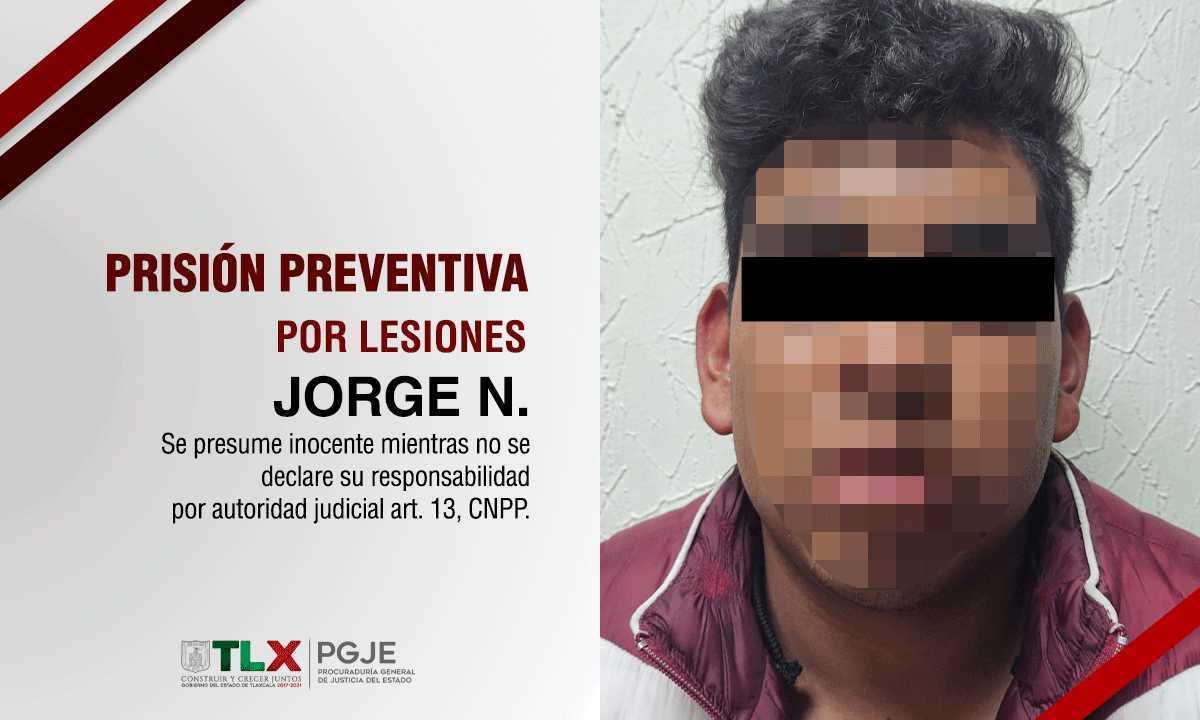 Detienen a golpeador de mujeres en Xaloztoc
