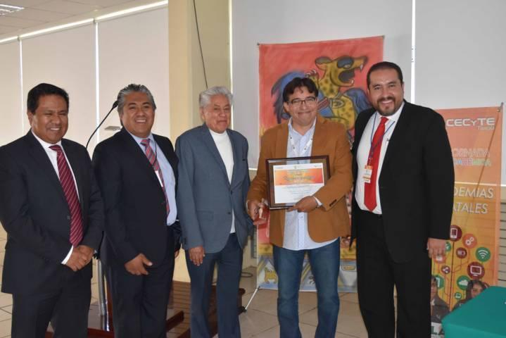 Realiza Cecyte Tlaxcala Tercera Jornada Académica