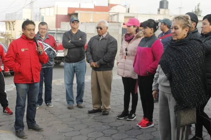 Se suman jóvenes y vecinos a la Jornada de Limpieza en la colonia Miraflores