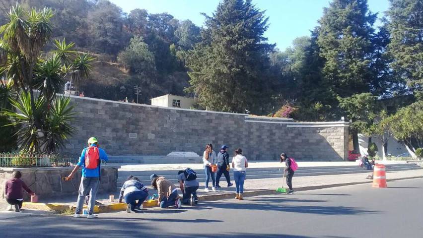 Realiza presidencia municipal tercera Jornada de limpieza en la capital