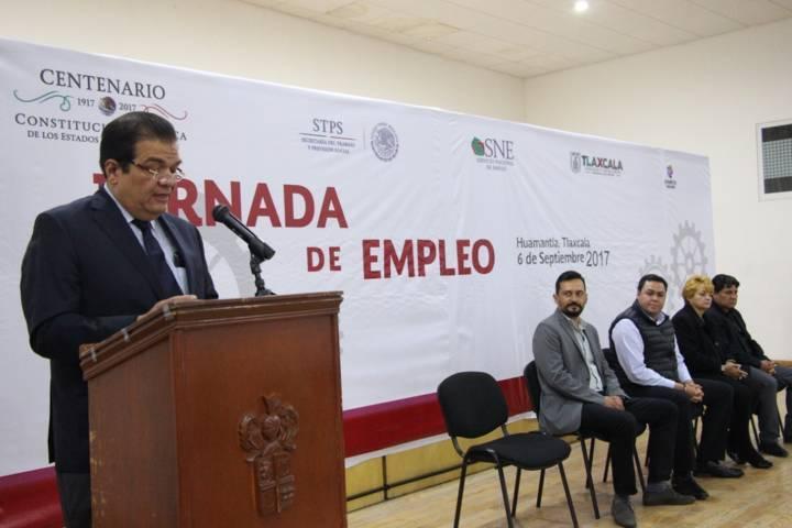 En esta jornada del empleo 2017 se ofertaron 319 vacantes: Sánchez Jasso