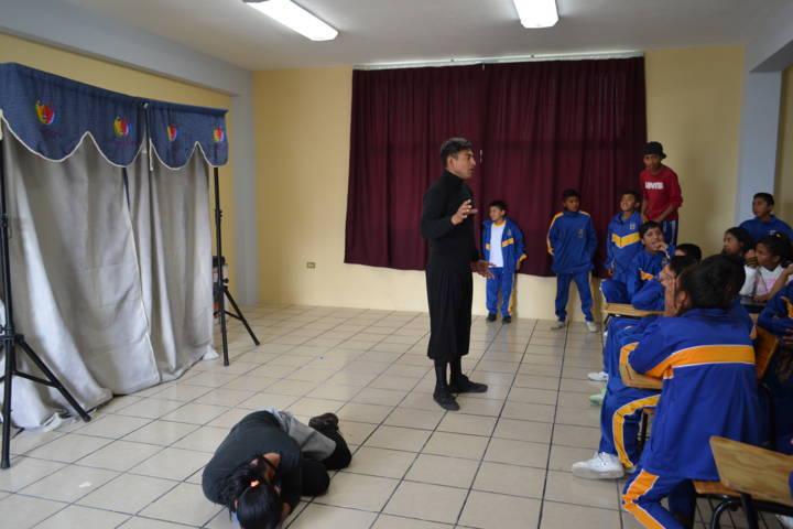 Ayuntamiento y la CES realizan jornadas en escuelas de prevención del delito