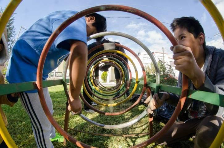 """Realizan Jornada de limpieza en unidad """"Cuatro Señoríos"""" de la capital"""