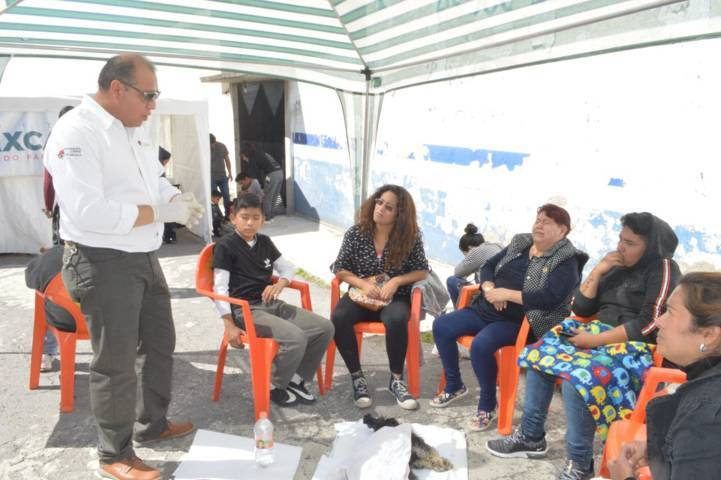Rebasa expectativas la Jornada de Salud en la Loma Xicohténcatl de la capital