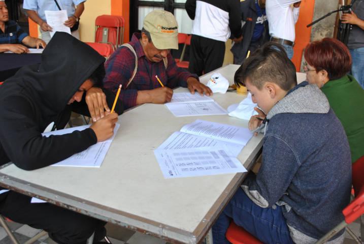 Disminuir el rezago educativo es pensar en el desarrollo del municipio: alcalde