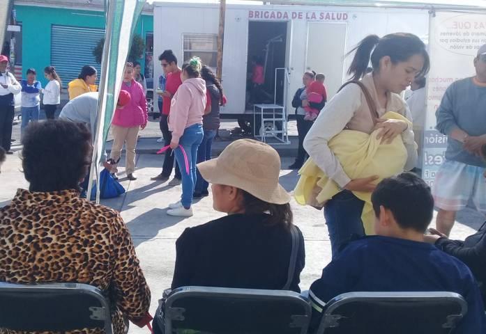 Llegará Jornada Médica gratuita a El Sabinal