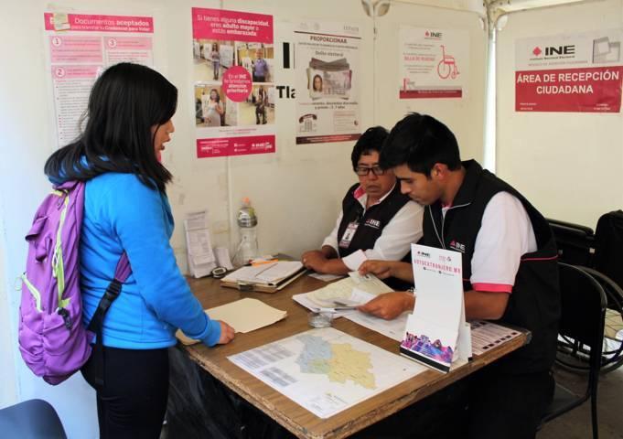 Comienza campaña para que jóvenes tramiten su INE por primera vez