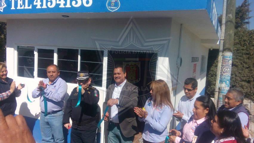 La CES y el municipio de Yauhquemehcan inauguran el quinto modulo regional en la entidad