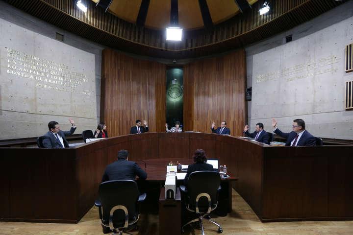 Multa TEPJF al PRD y MC por no postular candidaturas en Tlaxcala