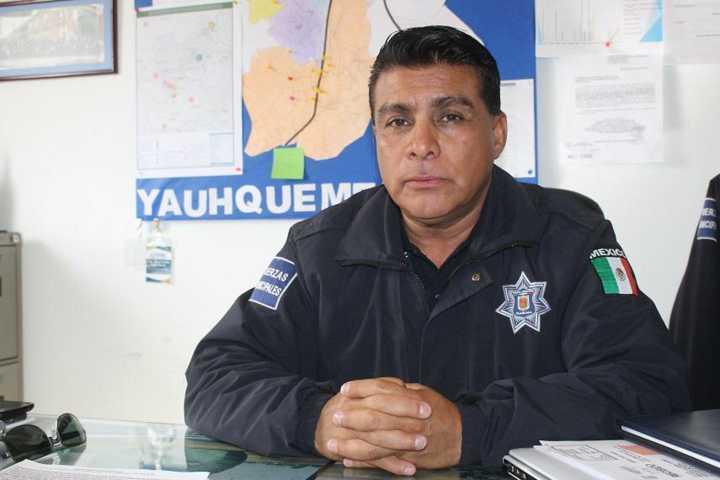 Seguridad municipal coloca filtros para detectar a personas con armas de fuego