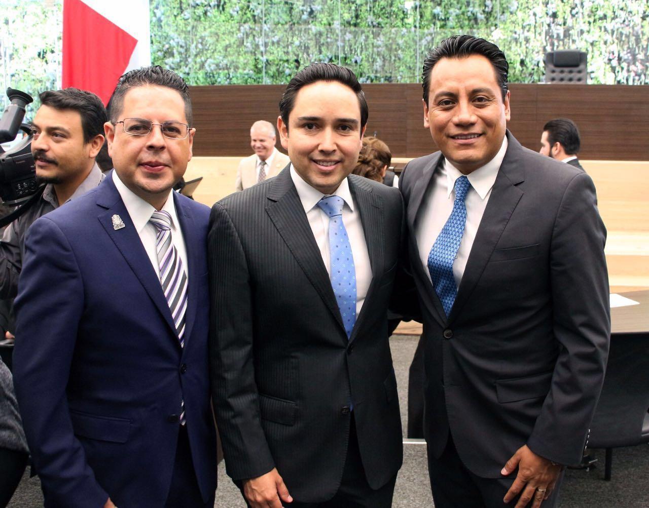 Atestigua Juan Carlos SAGA Informe del Gobernador de Querétaro