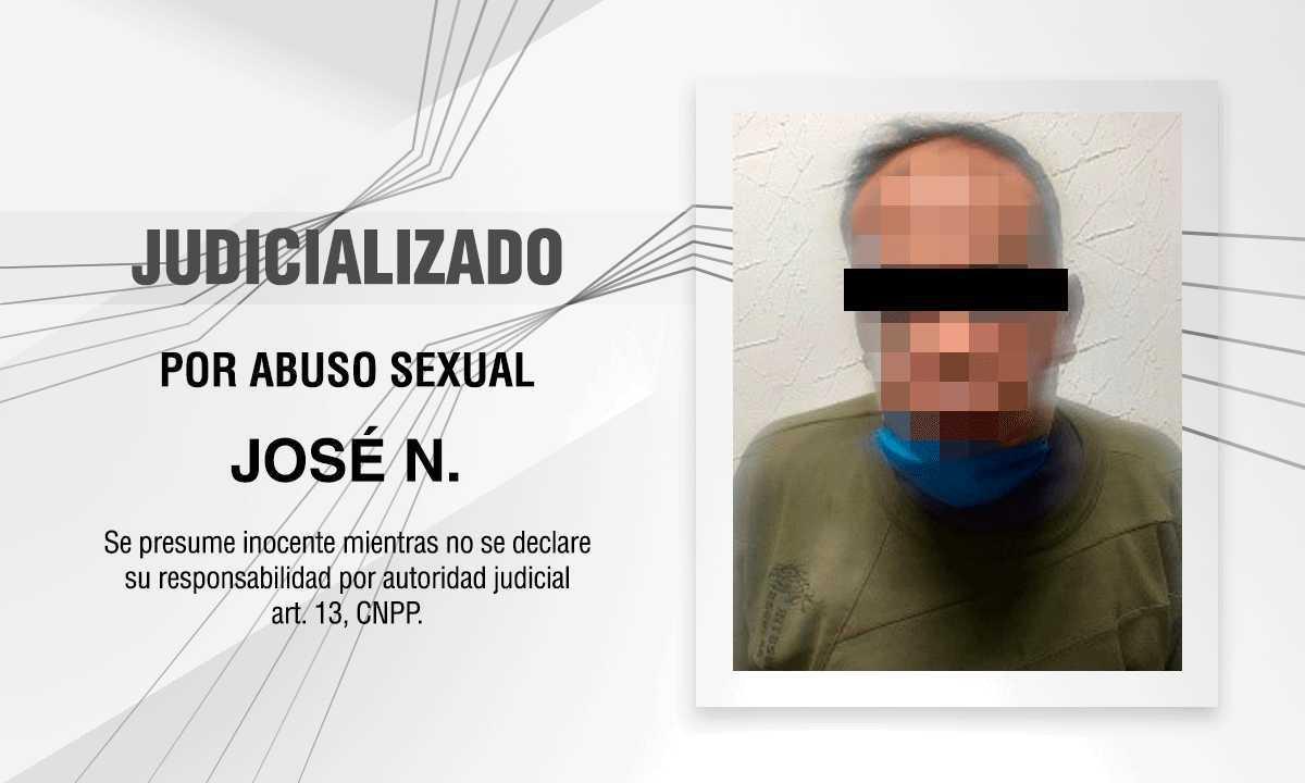 Detienen a otro viejito violador de menores, ahora en Tetla