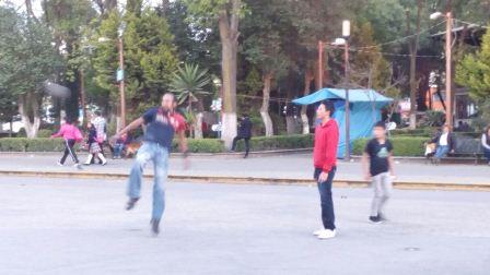 Se alista tlaxcalteca de juego de pelota mesoaméricano para mundial