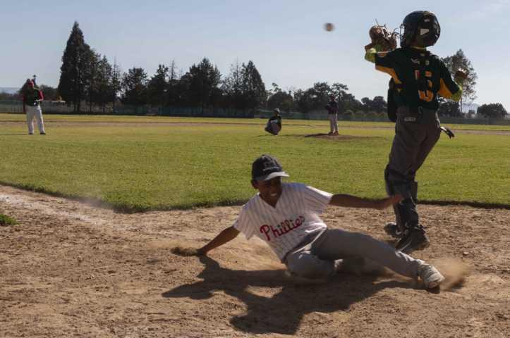 Inauguran etapa estatal de los juegos deportivos nacionales escolares de educación básica