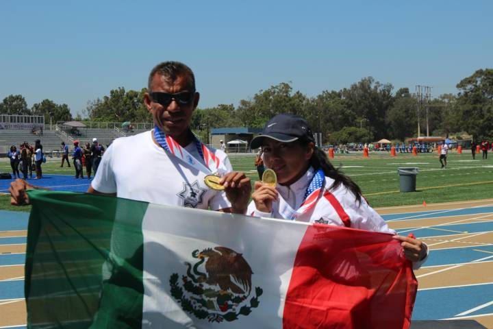 Policía Federal obtiene 61 medallas en XVII Juegos Mundiales de Policías