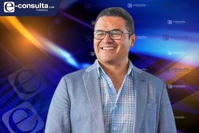 Mejía respalda nombramiento de Anabell Ávalos al frente de alianza Unidos por Tlaxcala