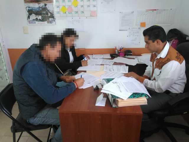 Ofrecen servicios jurídicos en el SMDIF de Tlaxcala