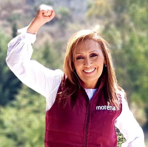 El fenómeno Lorena; es la política más votada en Tlaxcala