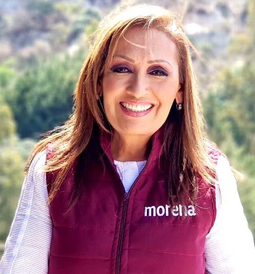 Lorena pide voto masivo por MORENA