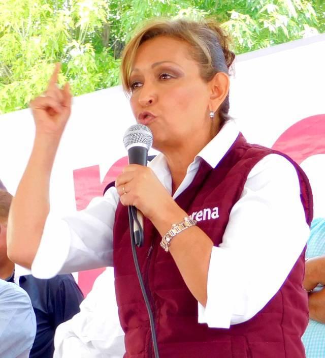 Vamos a rescatar la paz y tranquilidad de los mexicanos: Lorena