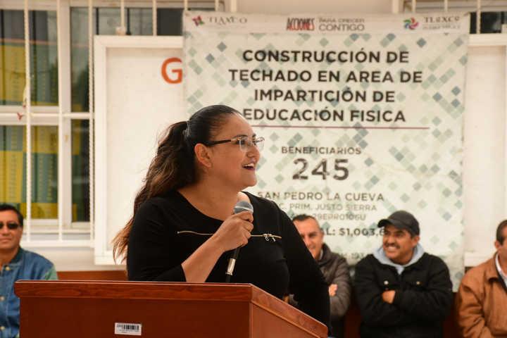 Compromiso con la educación es sólido: Gardenia Hernández Rodríguez