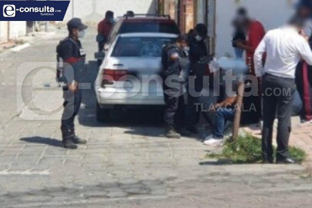 Hampones se burlan de autoridades y roban 300 mil pesos frente a CERESO