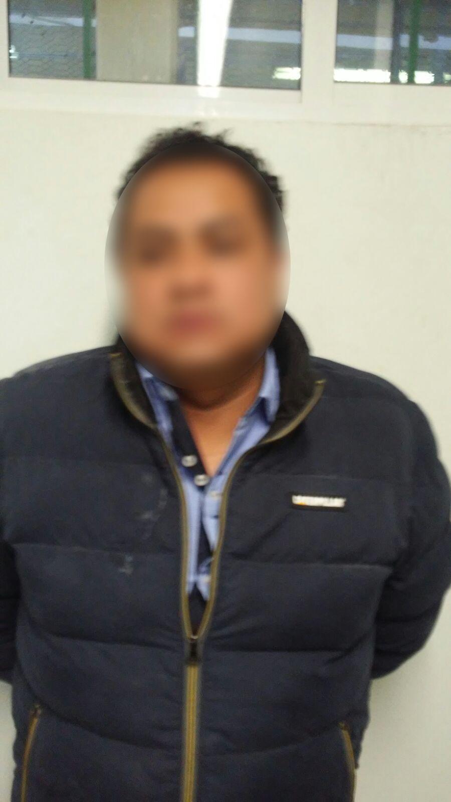 Policía de Amaxac desarticula presunta banda dedicada al robo de unidades colectivas