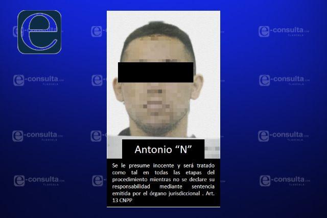 Por portación de arma de fuego FGR obtiene prisión preventiva contra un hombre