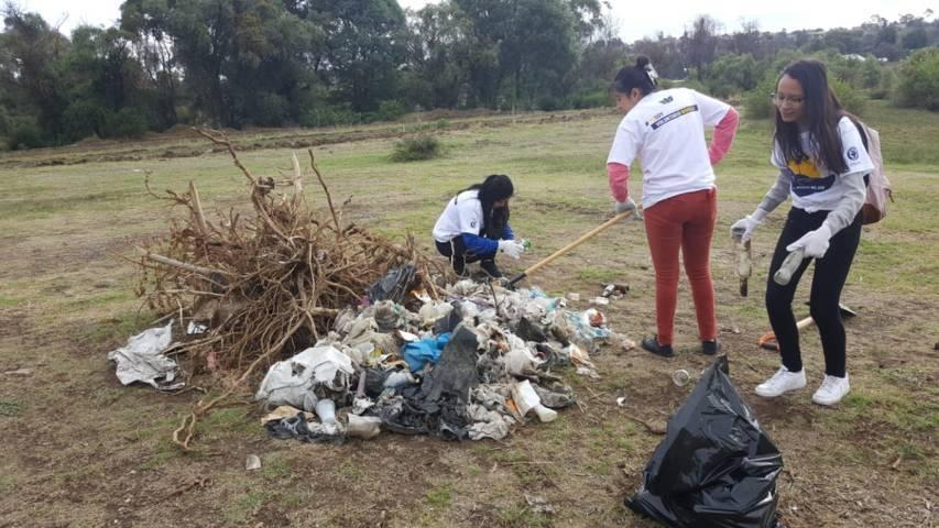 Continúan acciones para el rescate de la Laguna de Acuitlapilco