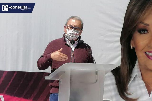 Denuncian acoso del INE hacia Lorena Cuéllar; no hay piso parejo en la fiscalización