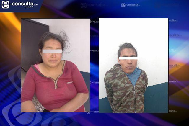 Policía de Huamantla asegura en flagrancia a dos personas por  abigeato