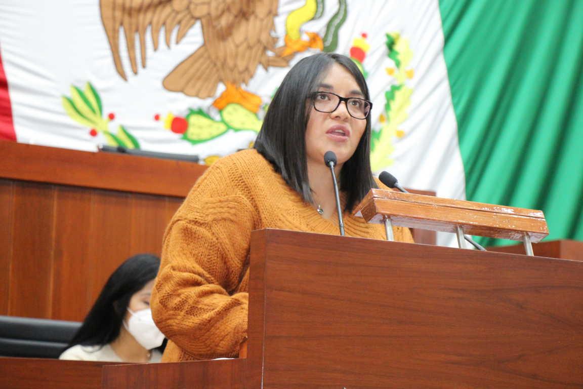 Propone Laura Flores crear fondo superior a los 500 mdp para impulsar obras municipales