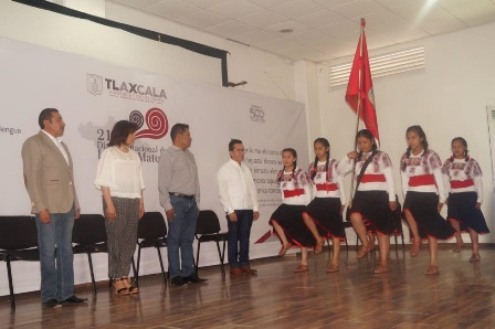 Celebran en Tlaxcala Día Internacional de la Lengua Materna