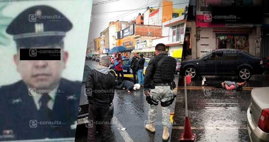 Obtiene su libertad exmilitar que abatió a dos delincuentes en Apizaco