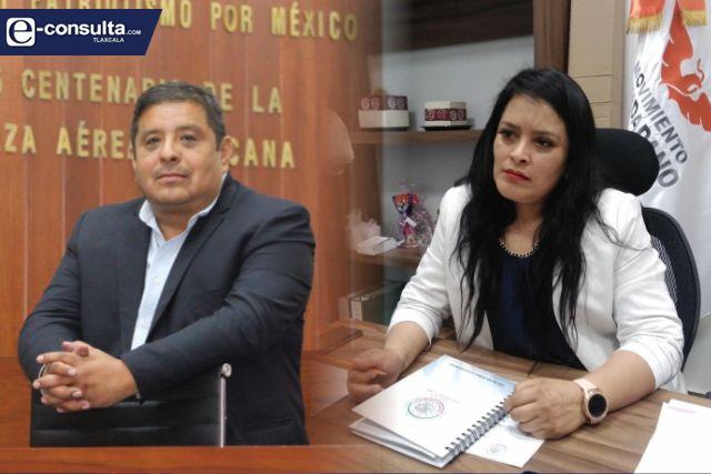 Víctor Castro y María Isabel piden licencia para competir por una alcaldía