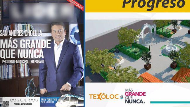 Puebla plagia eslogan a Tlaxcala