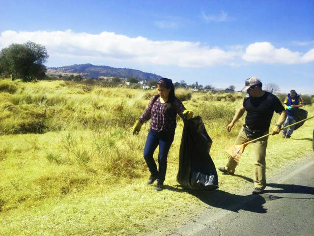 Ayuntamiento comienza jornada de recolección de basura