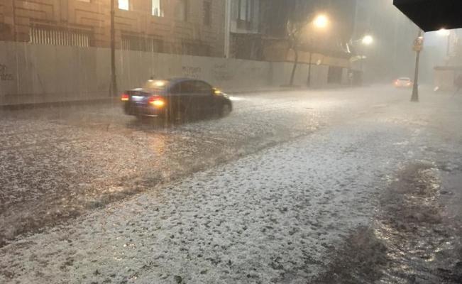 Lluvias de muy fuertes a intensas se pronostican para Chiapas, Hidalgo, Puebla, Querétaro, San Luis Potosí y Veracruz