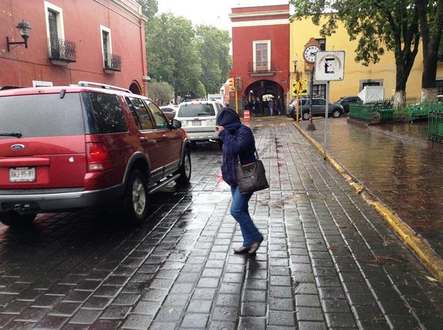 Habrá lluvias dispersas en Tlaxcala según la Conagua