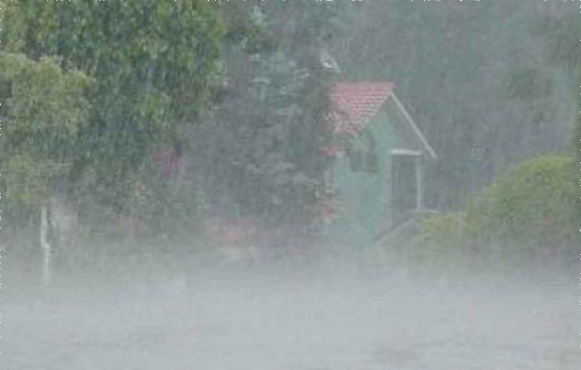 Se forma la depresión tropical 5-E, habrá lluvias fuertes