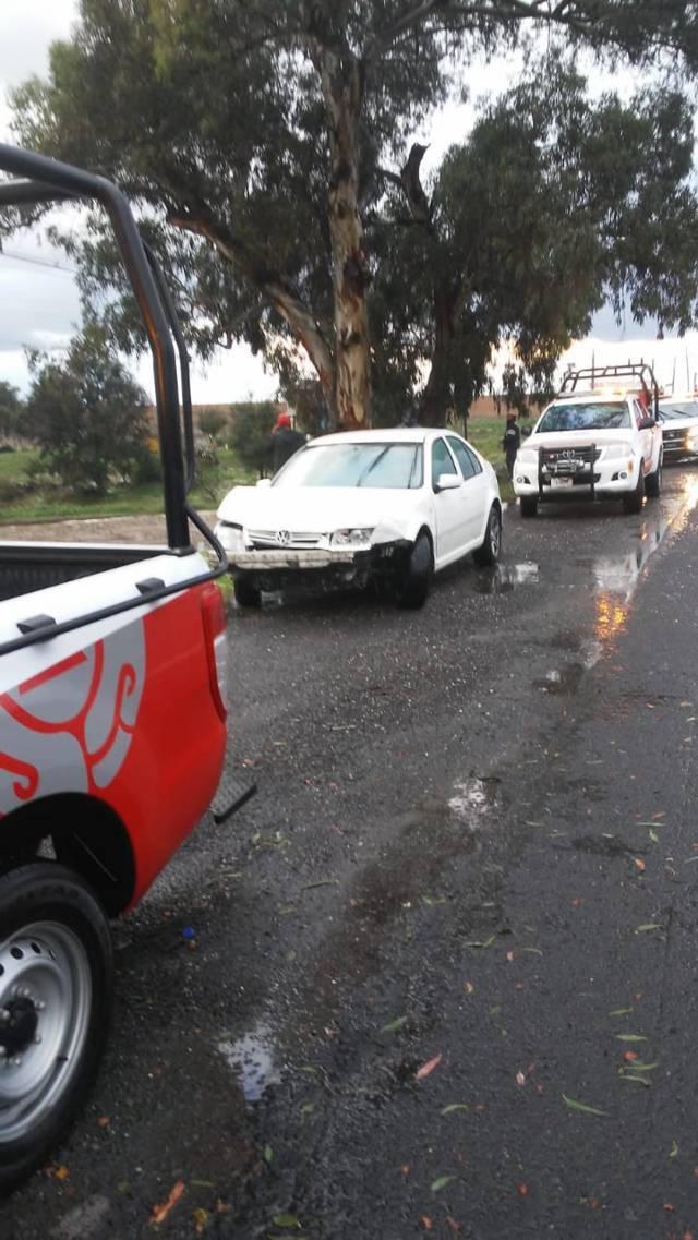 PC Huamantla reporta solo daños menores por las lluvias del fin de semana