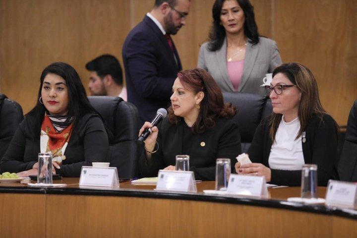 Piden a Gobernadores a dar respuesta real en delitos que atentan contra las mujeres