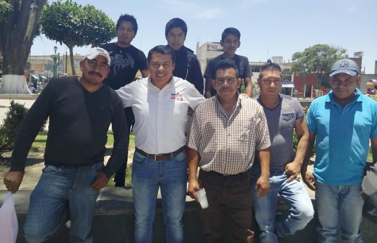 Para la transformación de México se requiere de congresos locales: Rubén Terán